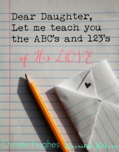 The ABC's and 123's of God's Love